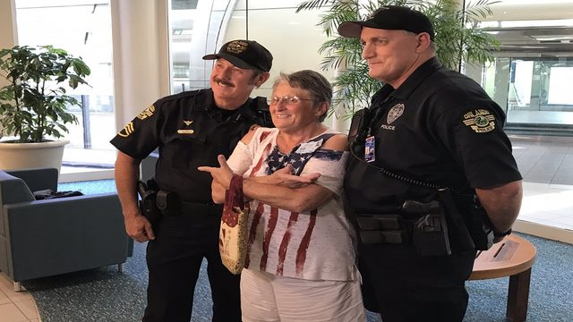 Orlando officers credited with saving veteran's life on Memorial Day