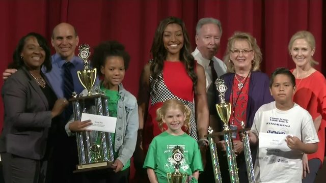 Orange County's first female Math Bee champion