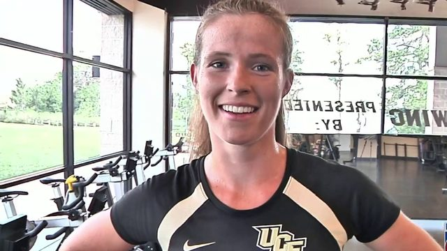 UCF rower overcomes Type 1 diabetes diagnosis to row in NCAA