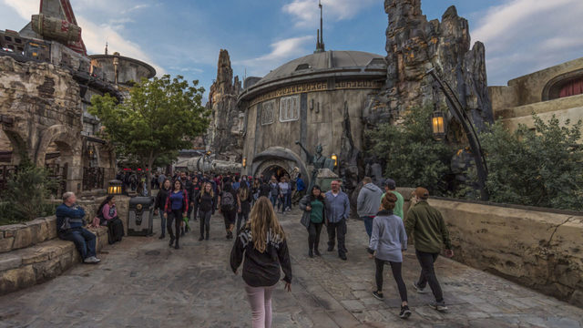 WATCH LIVE: Disneyland holds dedication ceremony for Star Wars: Galaxy's Edge