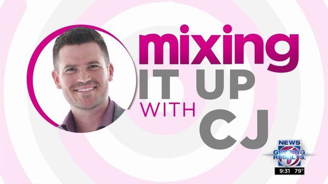 Mixing it up wit CJ: Ariana Grande's wax figure, health inspiration
