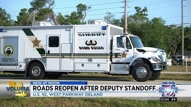 Suicidal man taken into custody