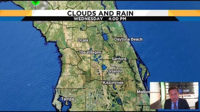 Troy Bridges looks at heat wave in Florida