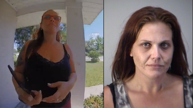 Nest video helps deputies nab accused porch pirate