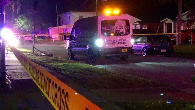 Man dead, woman hurt in Sanford shooting