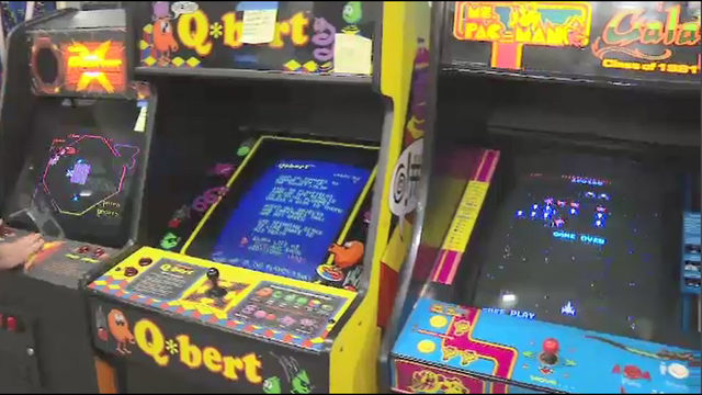 100+ arcade machines up for auction in Maitland this weekend
