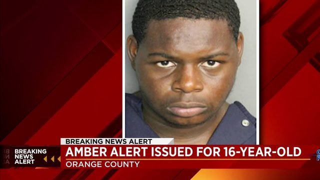 Amber Alert: Orange County 16-year-old boy abducted by armed man