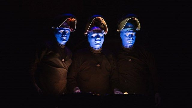 An inside look into the world of Blue Man Group