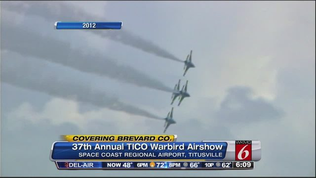TICO Warbird Airshow takes flight