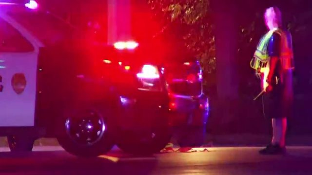 Pedestrian killed in crash involving Orange County Sheriff's Office vehicle
