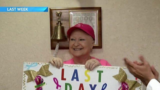 Good news: Fishing, last chemo treatment, enjoying Jetty Park