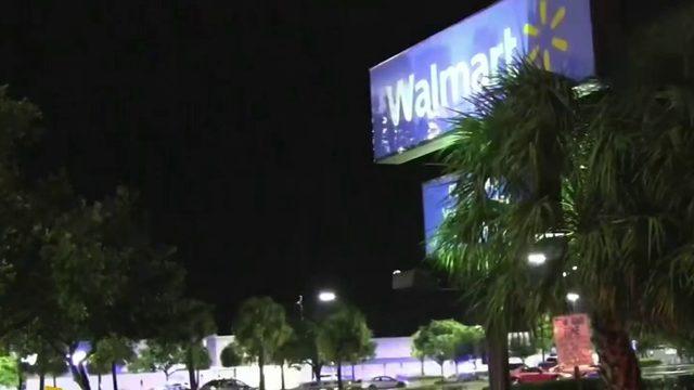 Man shot, killed inside Walmart