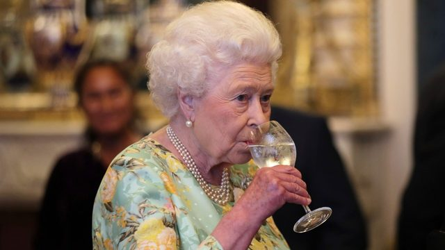 Mum's the word: Queen Elizabeth is hiring a party planner