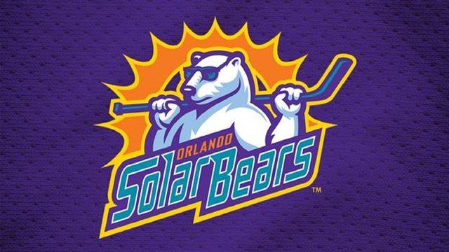 Orlando Solar Bears release preliminary draft of 2019-20 schedule