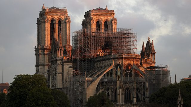 10 quick facts about Notre Dame Cathedral