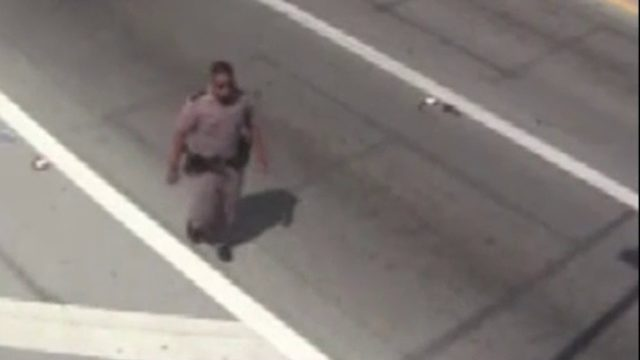 ClickO on the Go: Video shows car striking Florida trooper; vultures…