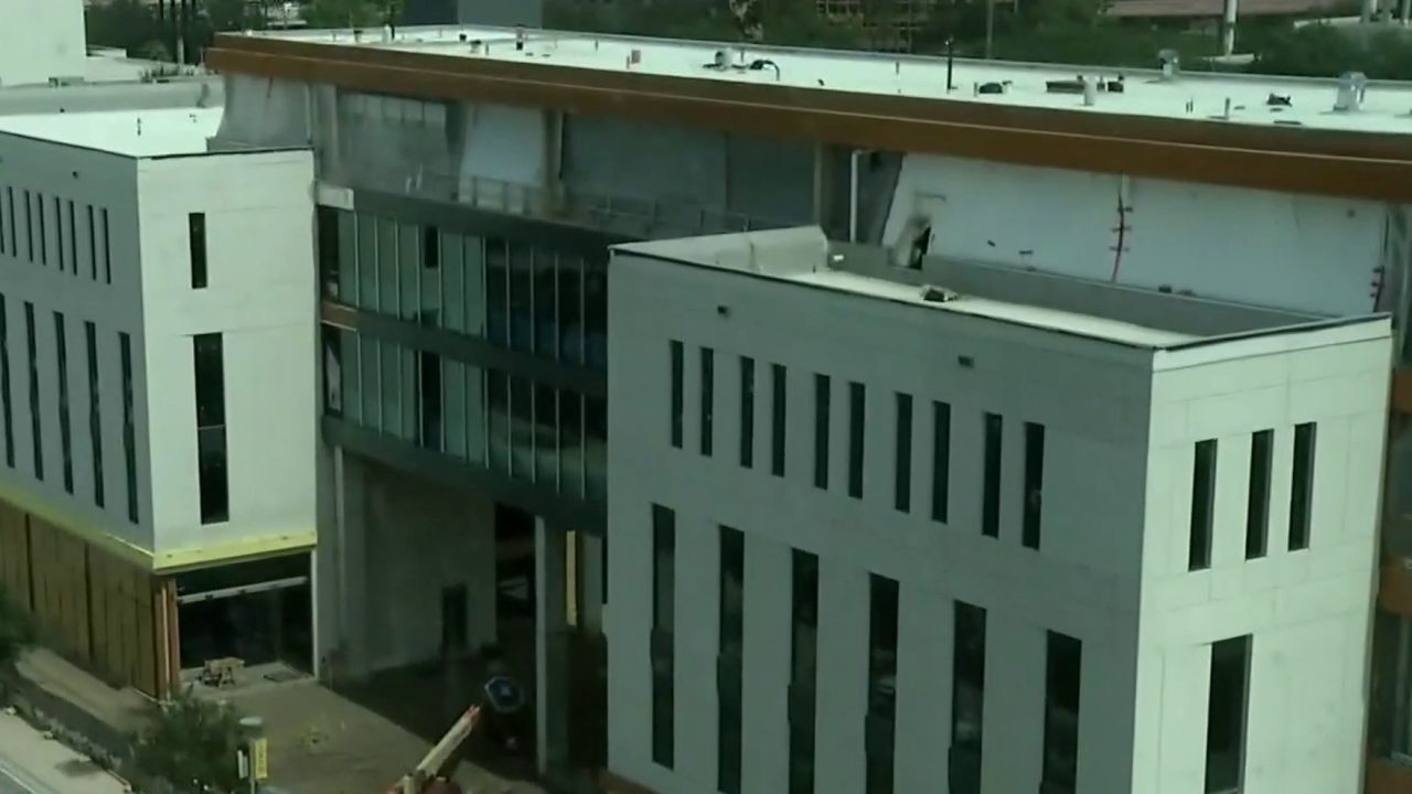 Ucf Academic Calendar Fall 2020.Construction On Track For Ucf Downtown Campus