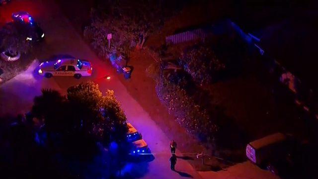 Neighbors describe deputy-involved shooting
