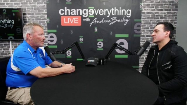 'Change Everything LIVE with Andrae Bailey' features Mayor Buddy Dyer