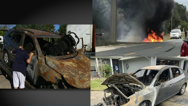 Family wants results after Kia fire