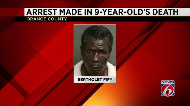 Arrest made in 9-year-old's death at Orlando apartment complex