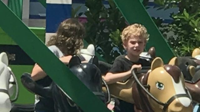 Mother says son removed from ride because of insulin pump