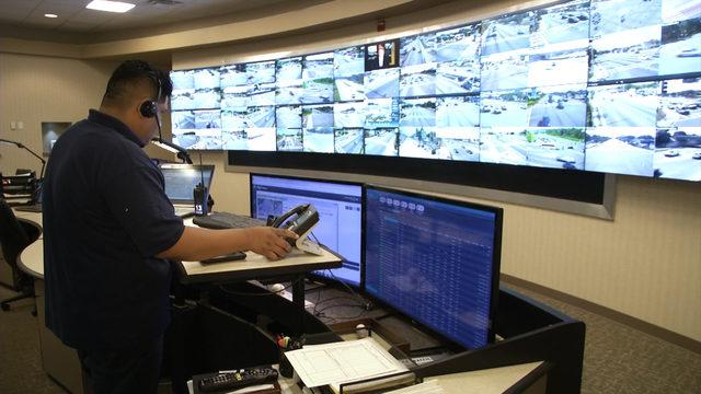 Take a sneak peek inside Orange County's traffic control center