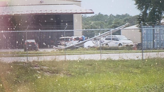 3 uninjured after airplane crashes at Kissimmee airport