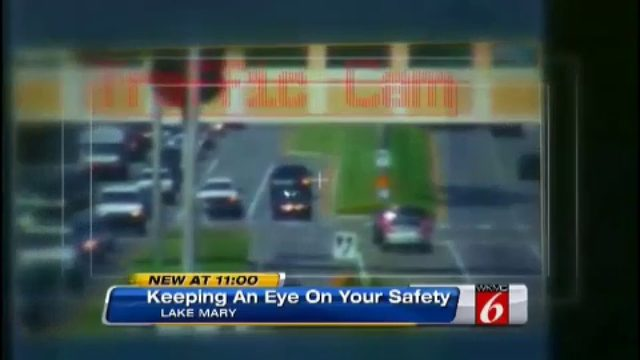Lake Mary police use traffic cameras to respond to emergencies