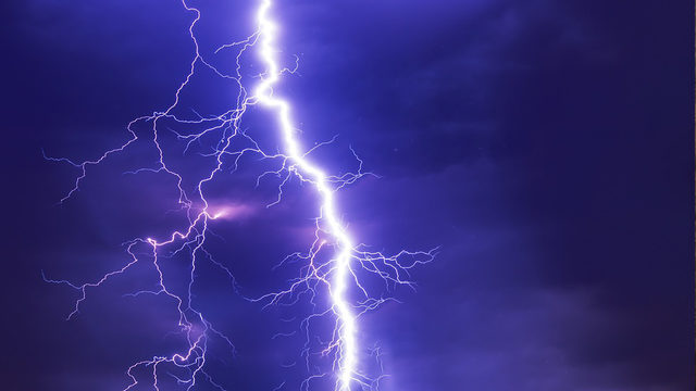 Sick of seeing lightning? This place is electrified by it up to 300 days a year