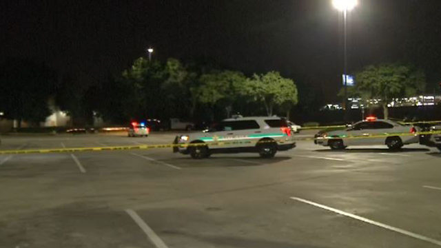Man dies in shooting, crash at Walmart in Orange County