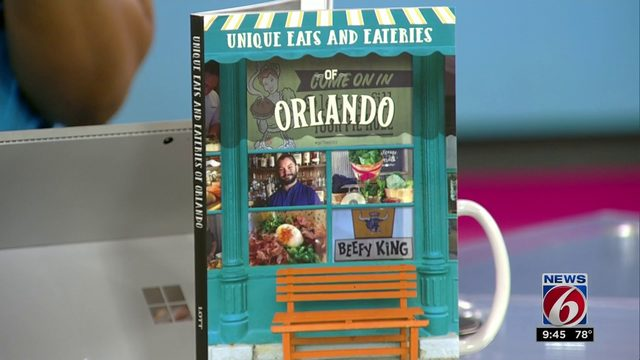 Calling all foodies: New book can help you navigate Central Florida's food scene