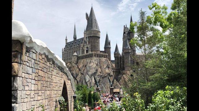 Inside look at Universal's Hagrid's Magical Creatures Motorbike Adventure