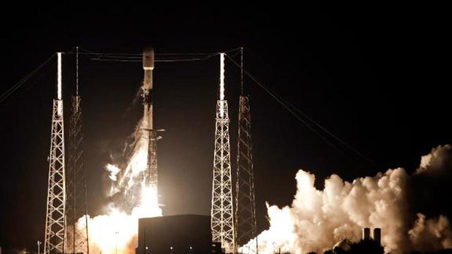 WATCH LIVE: SpaceX launches satellites for the Canadian government