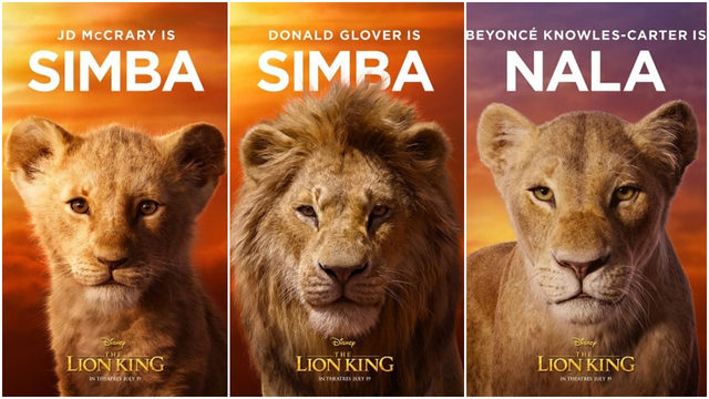 These tweets about the realistic 'Lion King' film posters will have you…