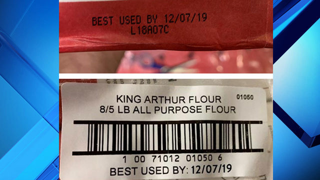 King Arthur Flour recalls 14,218 cases of flour