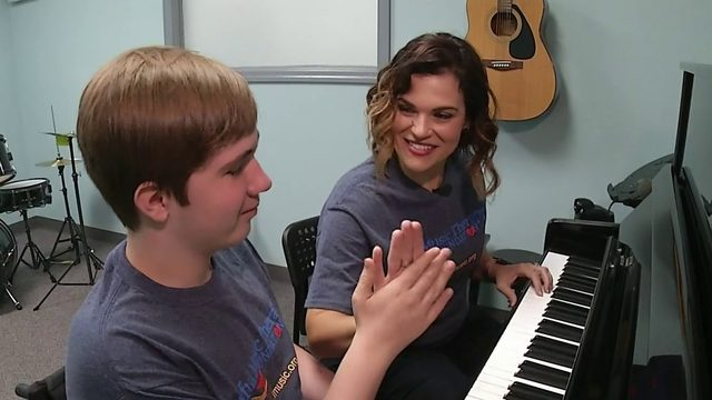 Grant helps music therapy nonprofit