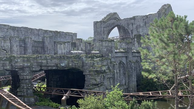 Universal announces daily closing time for Hagrid coaster
