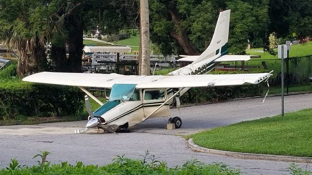 Investigators work to determine cause of fatal Lake Maitland plane crash