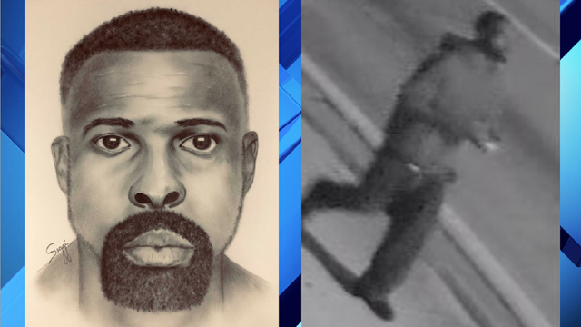 Orlando police release sketch of armed sexual battery suspect