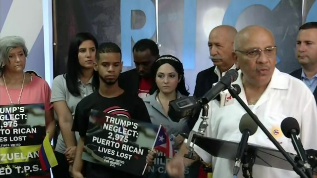 Group announces protest details for Trump's Orlando rally