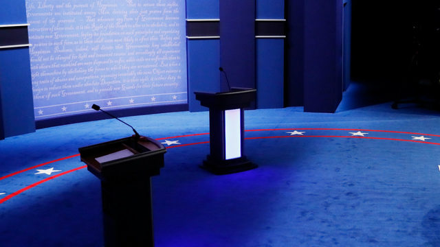What's the lineup for first Democratic presidential candidate debate?