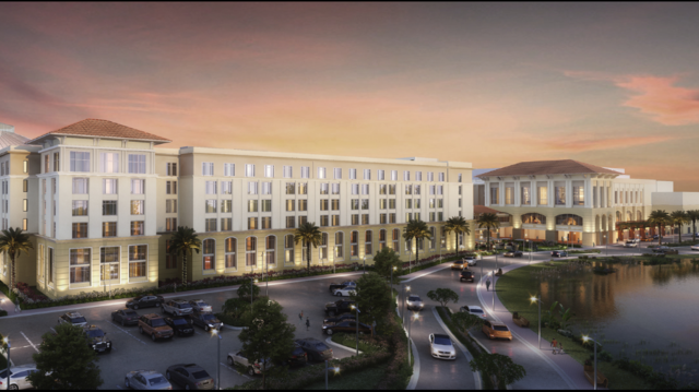 Gaylord Palms breaks ground on expansion as resort plans to add 302 guest rooms