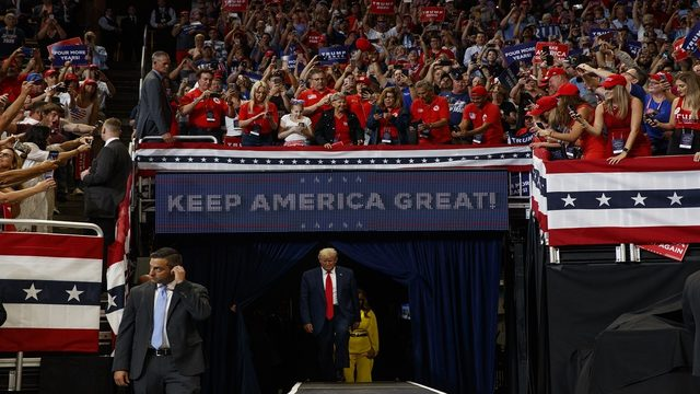 Here's how many people attended President Trump's Orlando rally