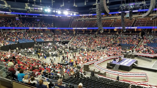 WATCH LIVE: President Donald Trump hosts re-election rally in Orlando