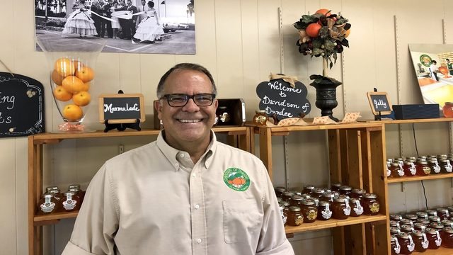 Florida citrus makes for delicious marmalade, candy in Dundee