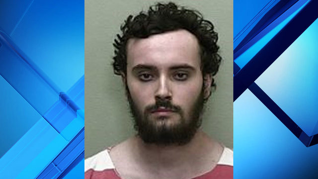 Marion County man accused of killing mom, setting house on fire