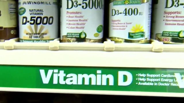 Why some Sunshine State residents are taking vitamin D