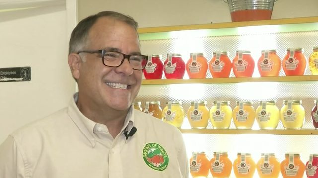 Local business makes jams, candy from Florida citrus