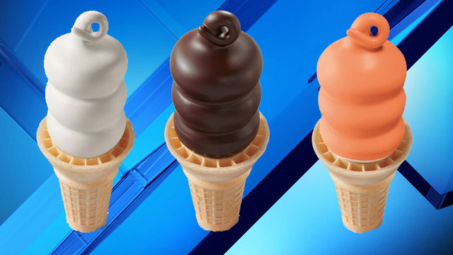 Celebrate 1st day of summer with free ice cream cone at Dairy Queen